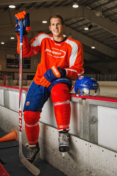 Oklahoma native Matt Donovan plays for the NHL team the New York Islanders.