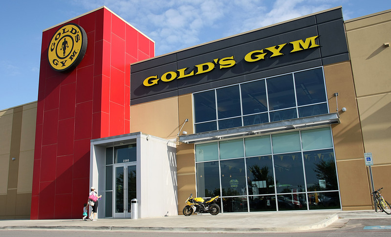 The Gold's Gym facility in Broken Arrow was recently sold **********<br /> <br /> Copy Desk Kirby will have more details on this sale