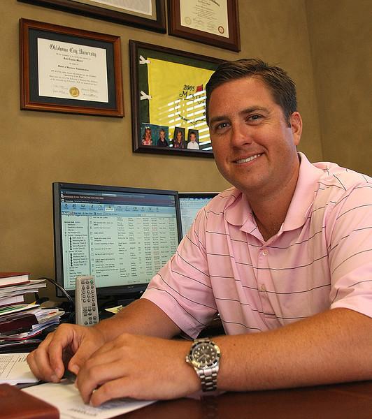 Travis Short, President of Spring Point Technologies.