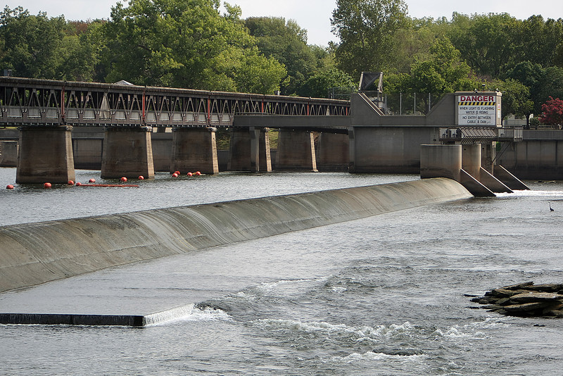 Enid Republican state Senator Patrick Anderson filed court documents last week that would prevent a $25 million bond issue from being used to make improvements on the Zink dam.