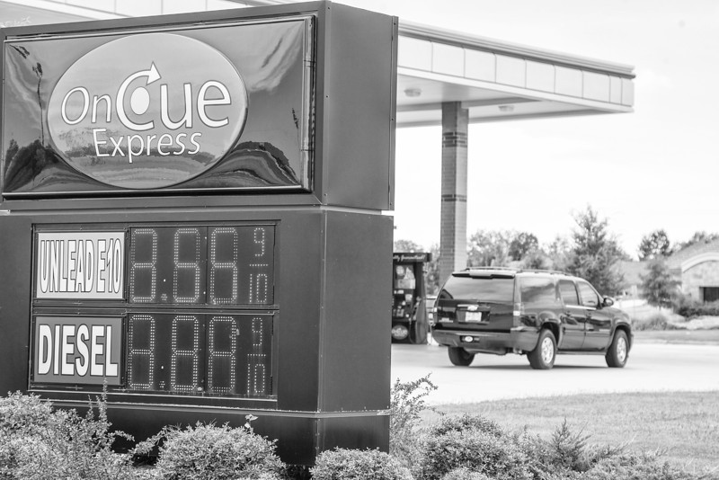 OnCue Express can be found at Memorial and Boulavard in Edmond as well as various location around the metro.
