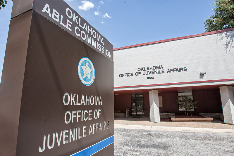 The Santa Claus Commision is run out of the Oklahoma Commision for Juvenile Affairs located on 3810 N Santa Fe in Oklahoma city