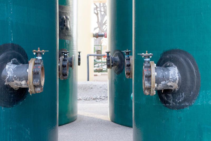 Saltwater Storage Tanks