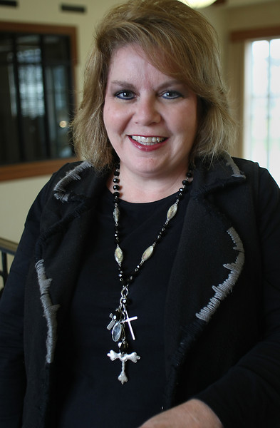 Cindy Watts, associate registrar at the University of Tulsa.