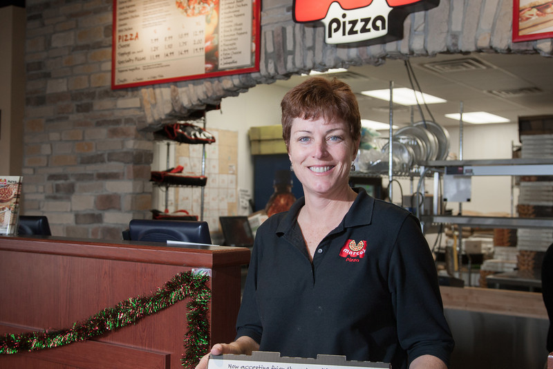 Laurel Wilkerson and her husband own several new Marco's Pizza franchises in the Oklahoma City metro.