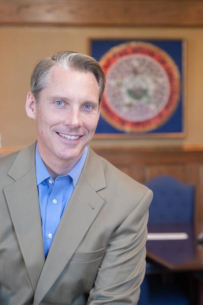 Ken Miller, Oklahoma State Treasurer
