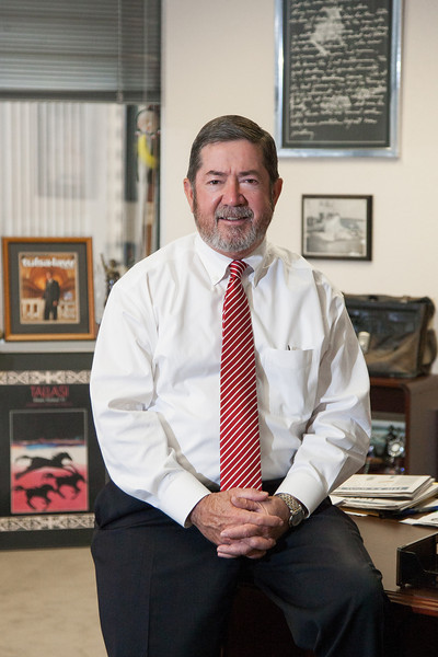Drew Edmondson, former Attorny General for the State of Oklahma