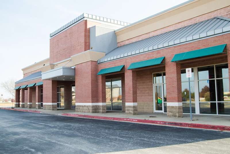 The former Borders Books location in Norman will soon house a new library.