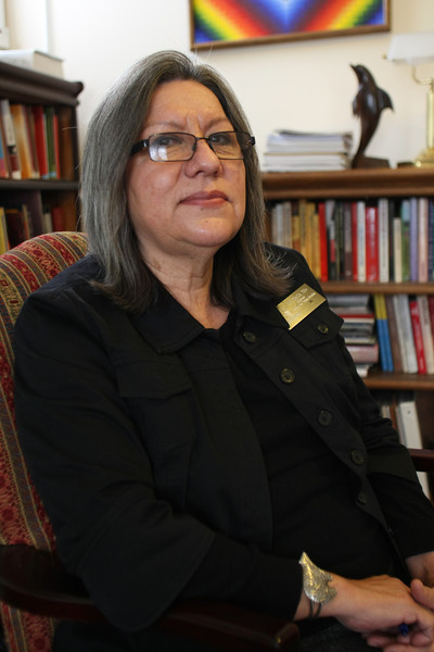 Phyllis Fife, Director of the Center for Tribal Studies in Tahlequah.