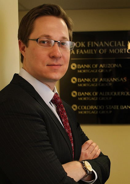 Vice President for Correspondent Mortgage Lending Robert Ross.