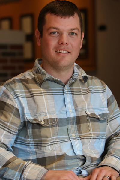 Mathew Grey, participant in the Oklahoma State University's Veterans Entrepreneurship Program.