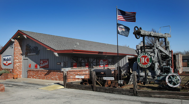 The Spudder Steak House in Tulsa.