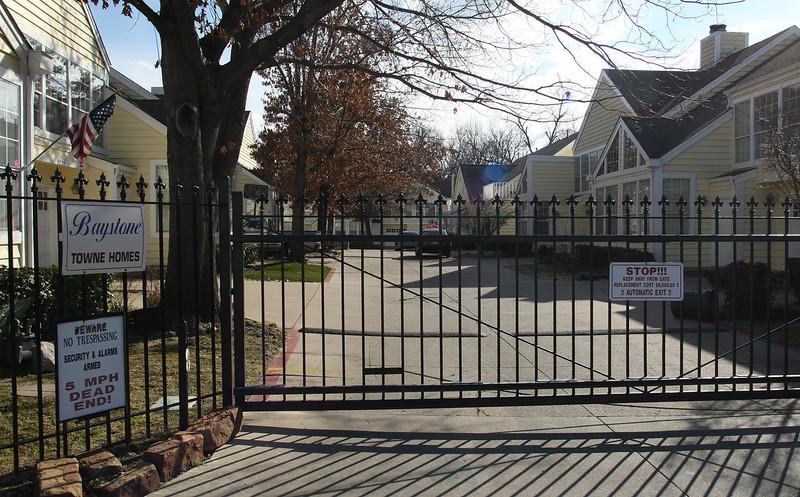 The 18 unit Baystone Condominiums in Tulsa recently sold to Broken Arrow bridge contractor David Belk paid $1.2 million.