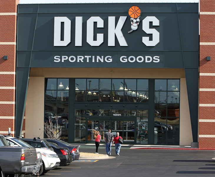 Dick's Sporting Goods opened three retail stores in Tulsa in November, marking the largest group of new retail leases signed in Tulsa last year.