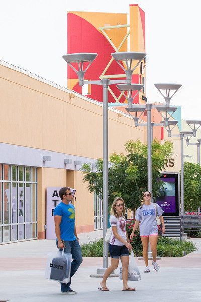The Outlet Shoppes at Oklahoma CIty have found itself in a legal battle with the county assesors office over the value of the mall and the property tax it would owe.