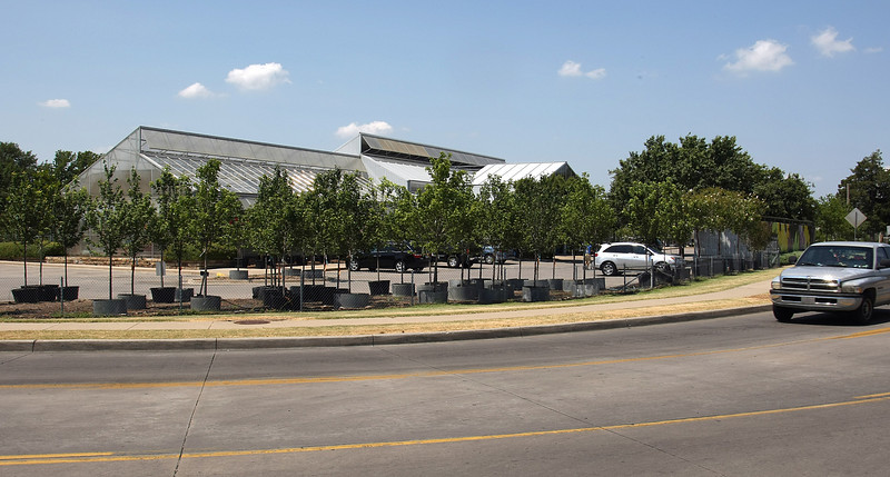 The 18 acres of land and structures located at 10833 S. Delaware in Tulsa were purchased for $1.1 Million.