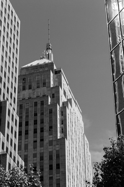 The First National Building in downtown Oklahoma City.