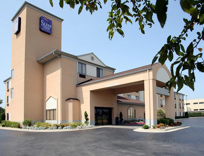 Rakesh V. Trivedi and Dixit B. Kadakia paid $2.57 million for South Tulsa's Sleep Inn and Suites Woodland Hills.