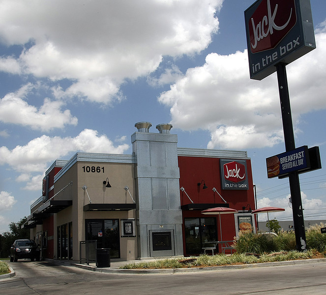The Jack in the Box at 10861 E. 41st Street South in Tulsa recently sold for $1.7 Million.