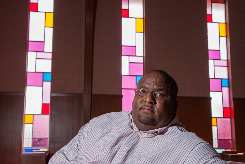 In addition to serving as minister at 5th Street Missionary Baptist Church, Rev. Byron Coleman also serves as team chaplain for the Oklahoma City Thunder.