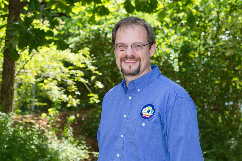 Dwight Scott is the executive director of the Oklahoma City Zoo.