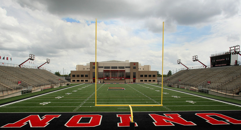 Union High School Tuttle Stadium.