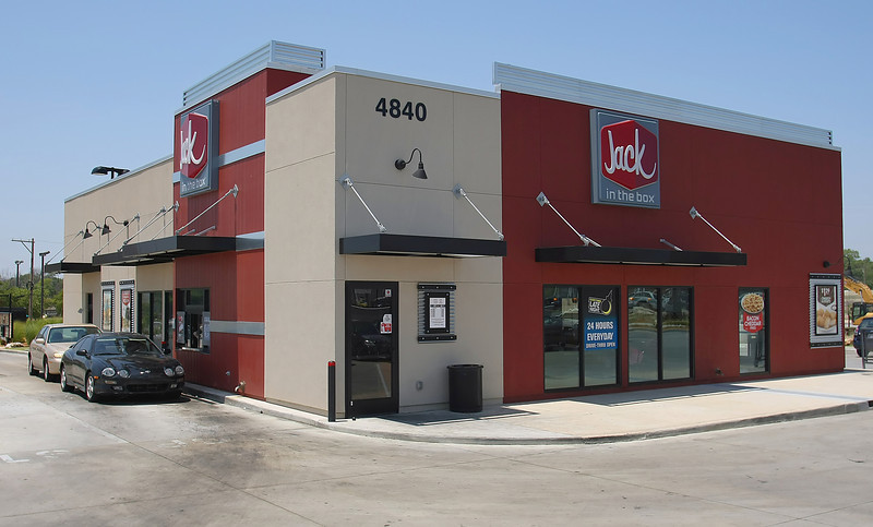 A Jack in the Box Chain Resturaunt at 51st and Yale recently sold for $1.8 Million.