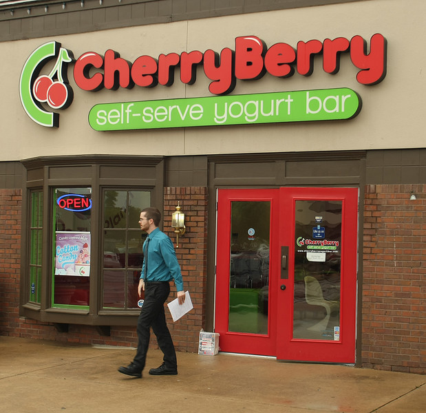 Beautiful Brands has opened over franchised stores such as the Cherry Berry Yogurt Bar in South Tulsa.