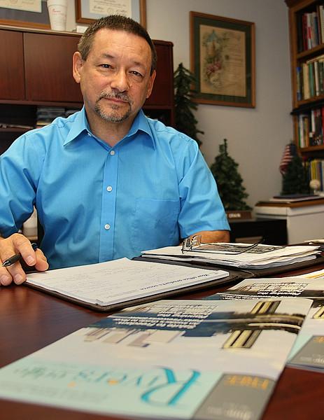 Matt Crain, Publisher of the Rivers Edge Magazine.