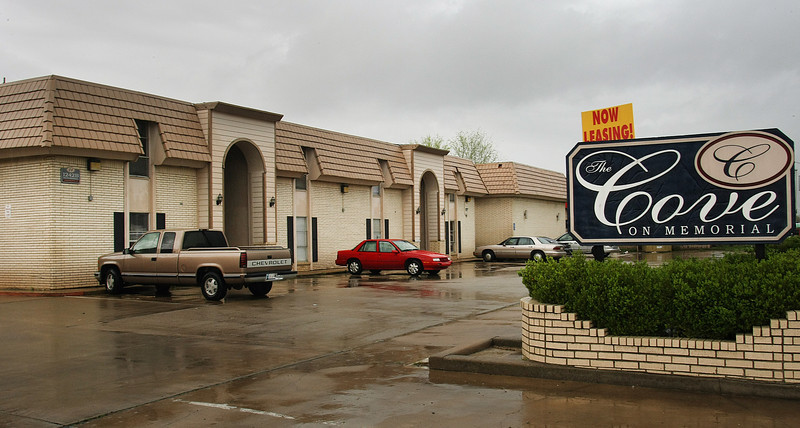 The Cove on Memorial apartments in Tulsa were purchased by Zurich Holdings LLC of Alpine, Utah, for $1.23 million.