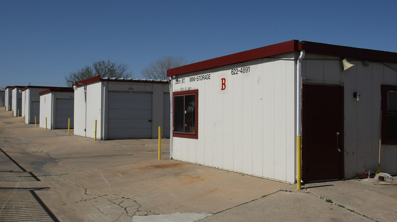 Storage Building sale at I-44 and Mingo