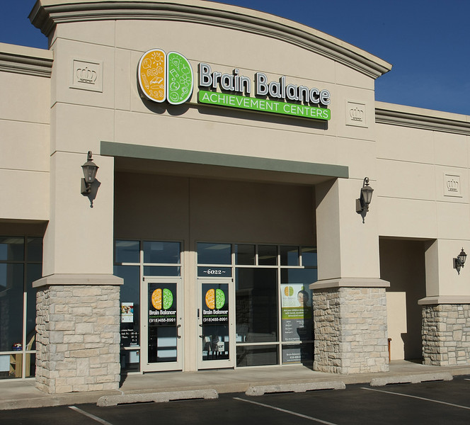 The Brain Balance Achievement Center in Tulsa.