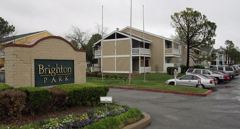 The Brighton Park Apartments at 4881 S Darlington in Tulsa recently sold for $2.8 Million.