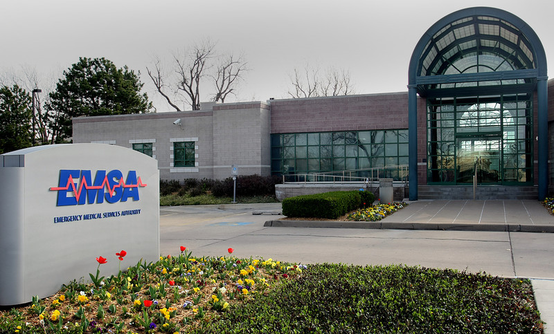 The EMSA headquarters in Tulsa.