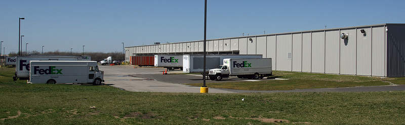 The FedEx Ground plant at 12615 E Apache  Street in Tulsa recently sold for over $10Million.<br /> <br /> ***copy desk *** Kirby will have exact figure