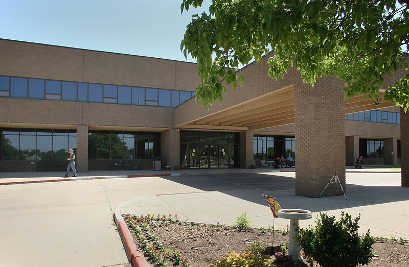 The Veterans Center in Claremore.<br /> <br /> **COPY DESK ** -- Scott Carter will have the cutline / story for this photo.
