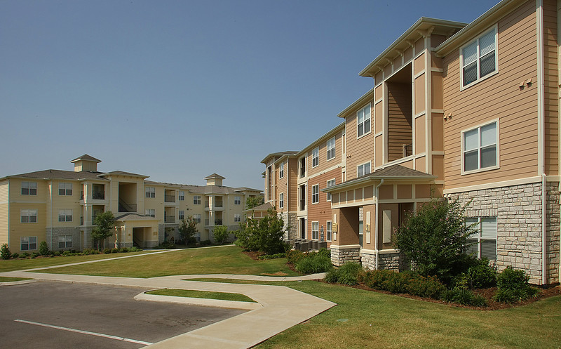 Steadfast Asset Holding Inc. purchased the Sonoma Grande Apartments in south Tulsa for $32.2 Million.