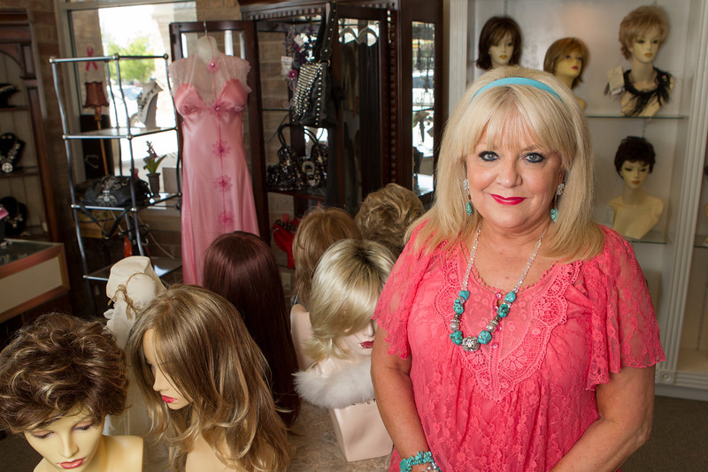 Jeannie Beal is the owner of Accent'. A boutique that caters to in South Oklahoma City that caters to women who have had their apperance changed during their battle with cancer.