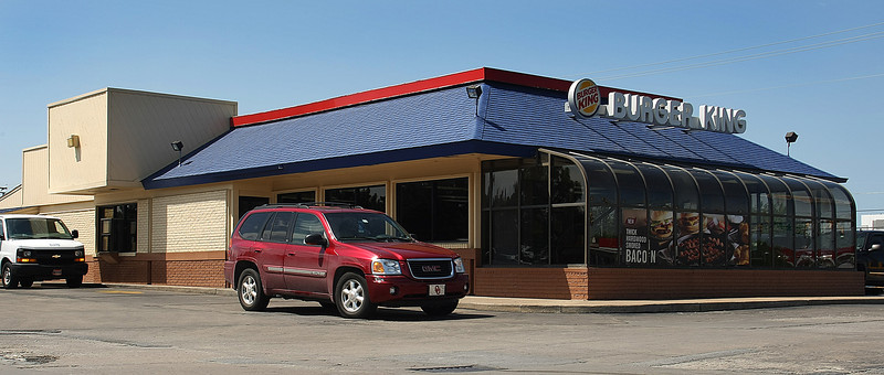 The Burger King located at 15 S. Memorial Drive in Tulsa recently sold for $1.6 Million.