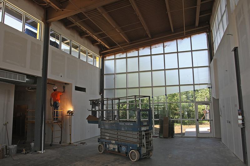 The Greater Cornerstone Community Development Project in West Tulsa.