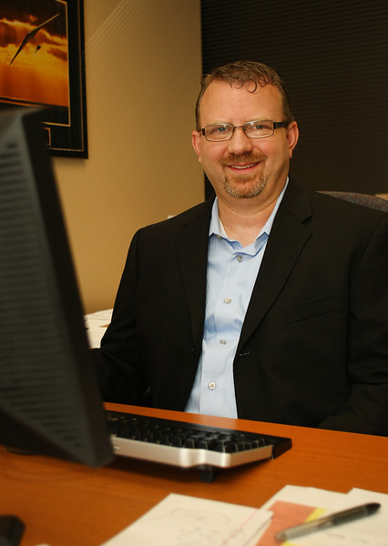 Greg Peters, Director of Delivery at Stonebridge in Tulsa.