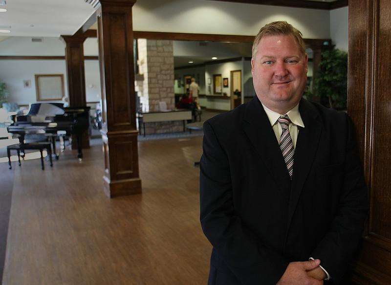 Developer Steve Cox will break ground next week on a $7.5 million senior care and rehabilitation center in Owasso.