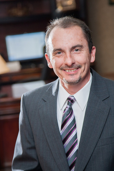 Sterling Zearley, executive director of Oklahoma Public Employee Association