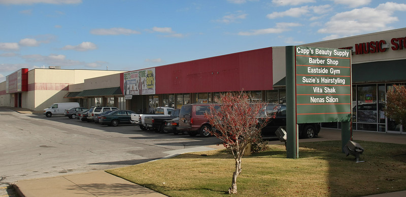 A Baltimore company, Briar Village Center LLC., paid $2 million for east Tulsa's Briar Village Shopping Center.