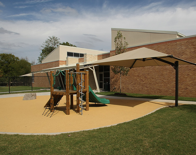 The Educare facility in East Tulsa.