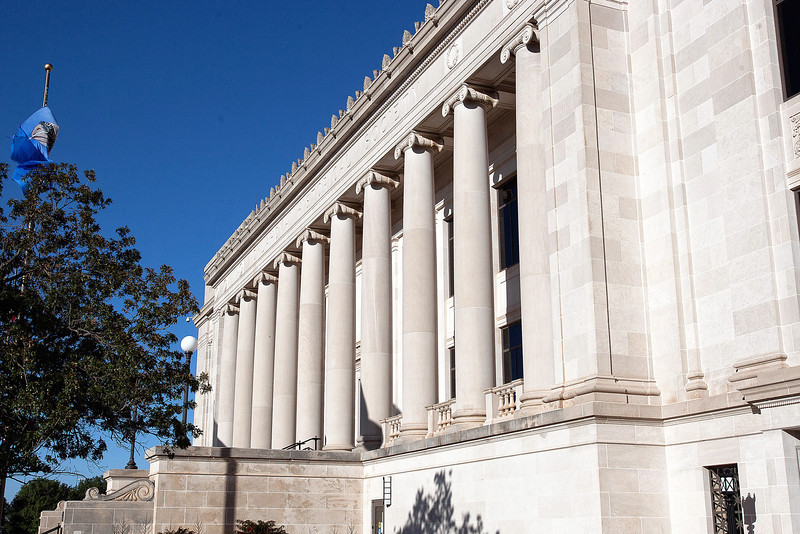 Oklahoma Supreme Court building.