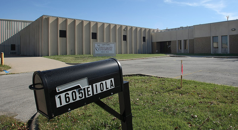Rise Manufacturing purchased the 55,000 SF structure and 1605 E. Iola in Broken Arrow.