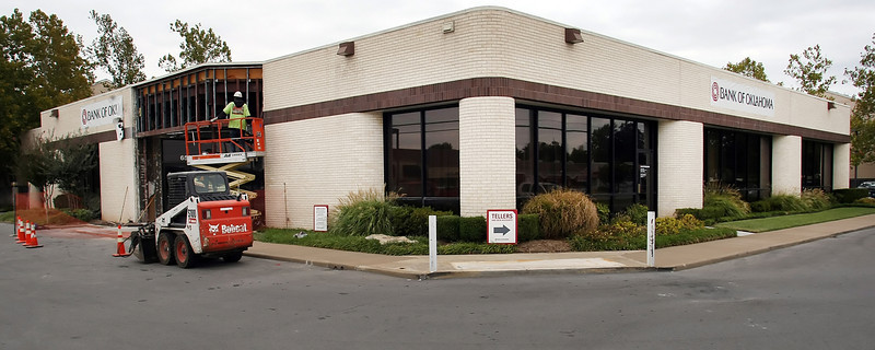 Bank of Oklahoma paid $1.5 million to the 6,625-square-foot structure at 6505 E. 101st St. South in Tulsa.  The building is currently being remodeled.