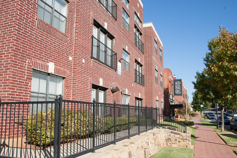 Deep Duece apartments, on NE 2nd Street, have been put up for sale.