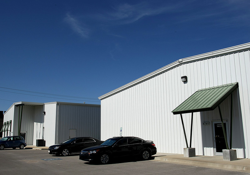 Two neighboring Tulsa industrial buildings that were sold to an affiliate of John Williams Co. for  for $1 million.